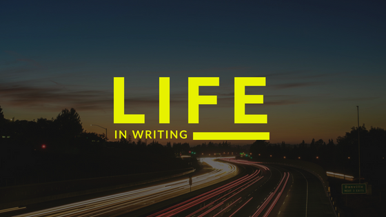 Image of a road with Life title.